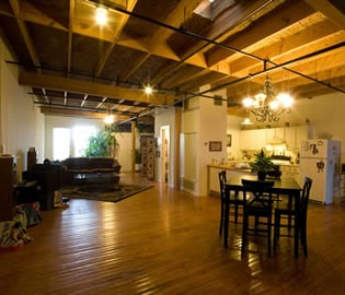 Dallas Lofts for Rent | Loft Features | Floorplans | Photos